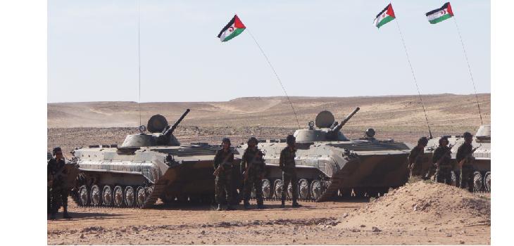 La deuxième guerre au Sahara occidental