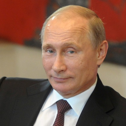 Vladimir Putin está construyendo un tanque humanoide robot