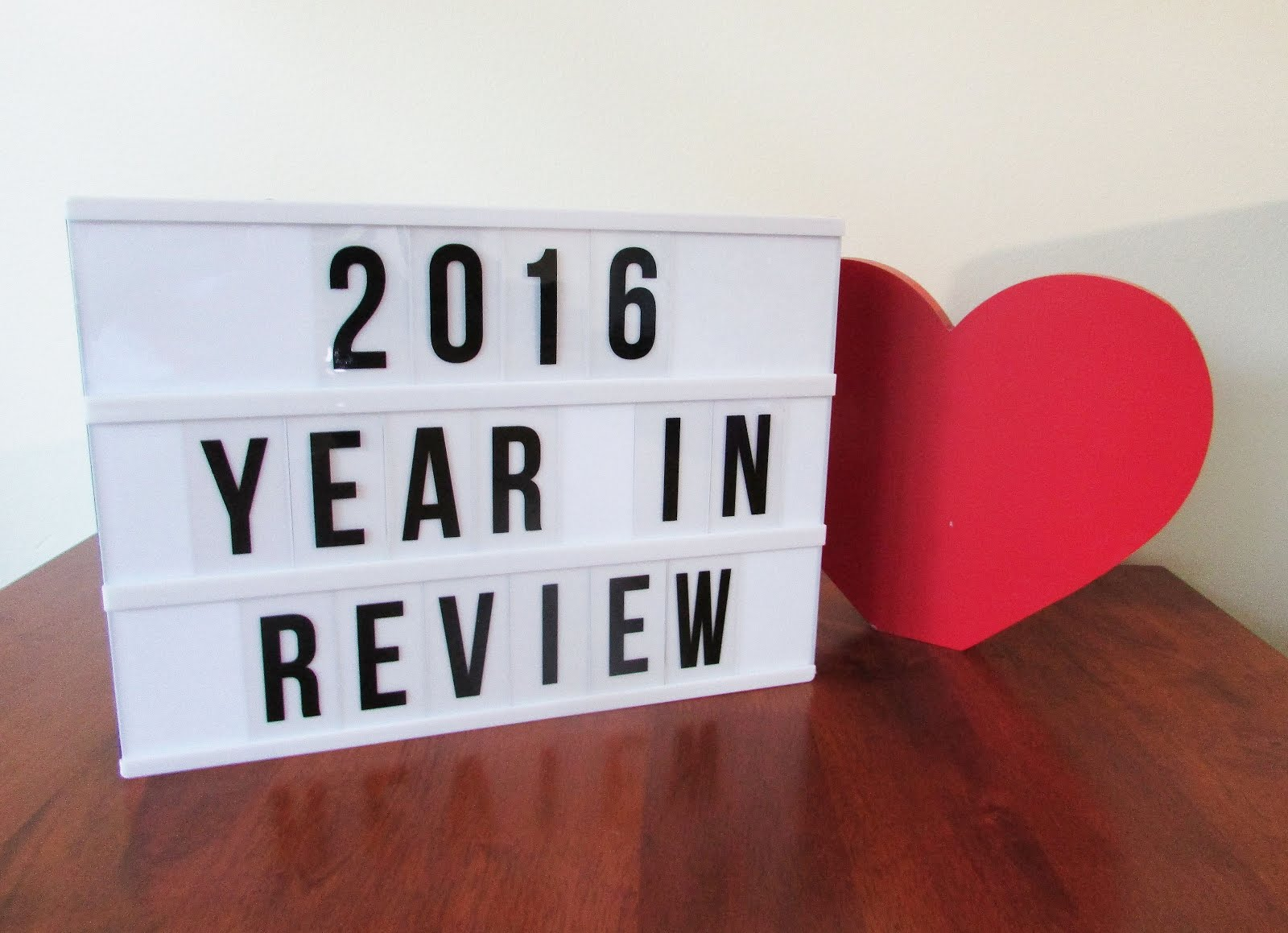 Year In Review: 2016