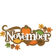 November on I Drive