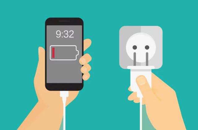 ماذا يحدث بشحن هاتفك باستخدام