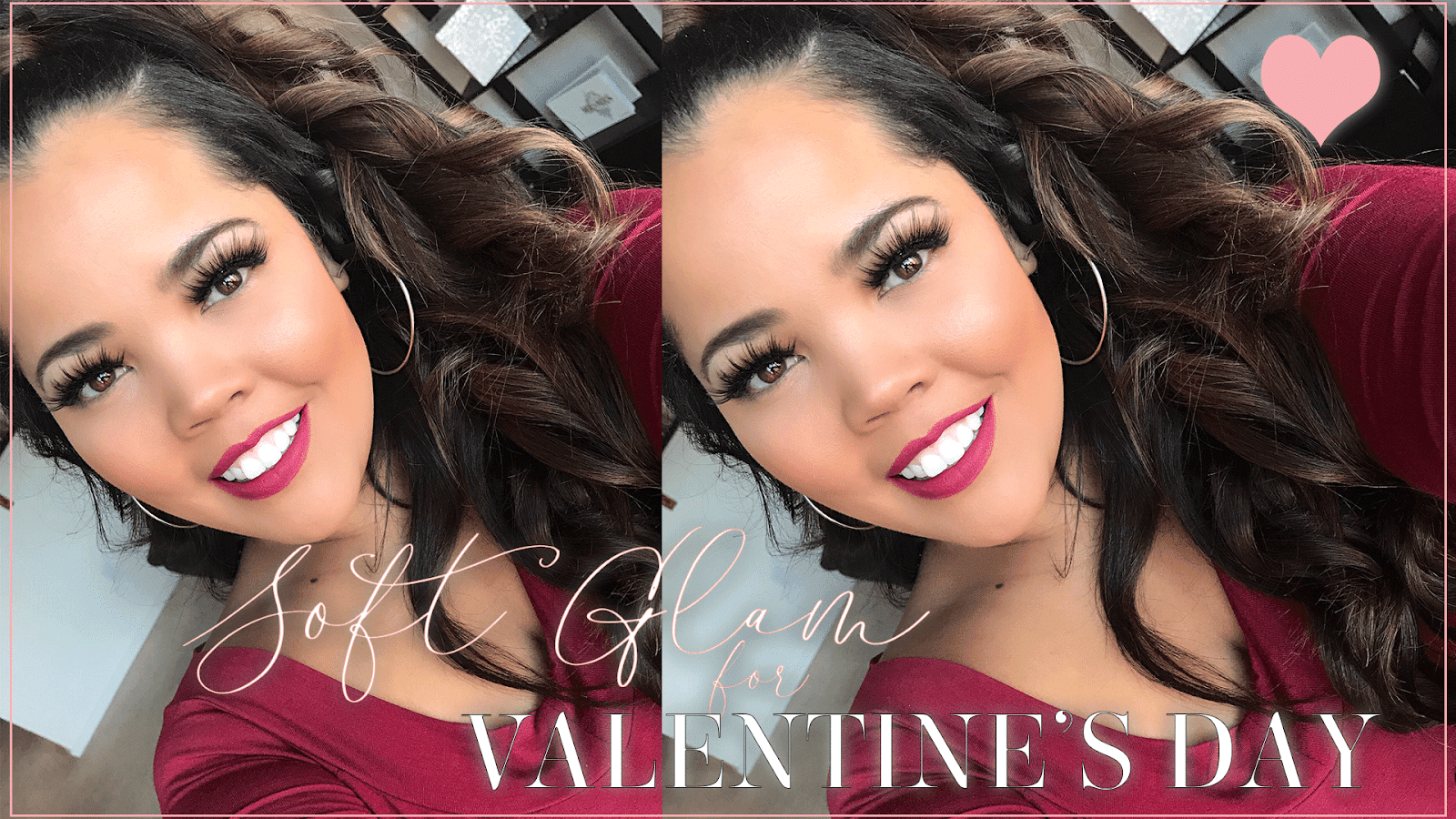 Valentine S Day Makeup Tutorial 2019 Bh Cosmetics Ultimate Matte