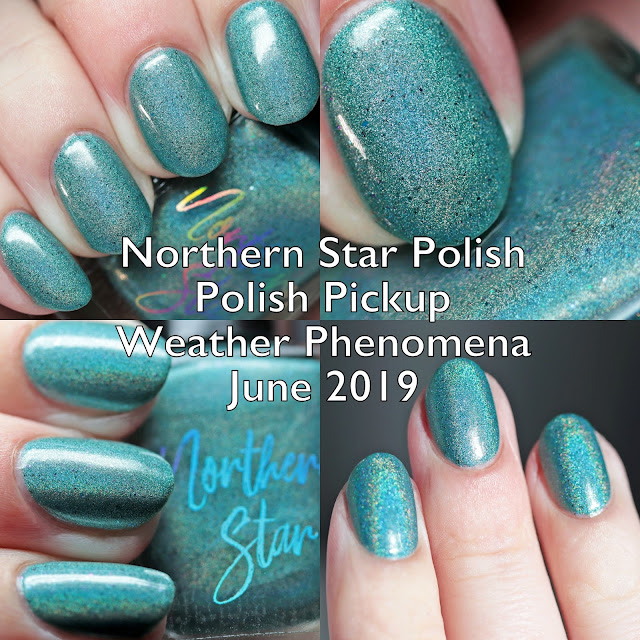 Northern Star Polish Polish Pickup Weather Phenomena June 2019