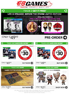 EB Games Flyer February 23 - March 1, 2018