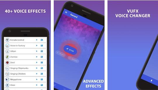 تحميل تطبيق يحول صوتك الى صوت فتاة والعكس مجانا
