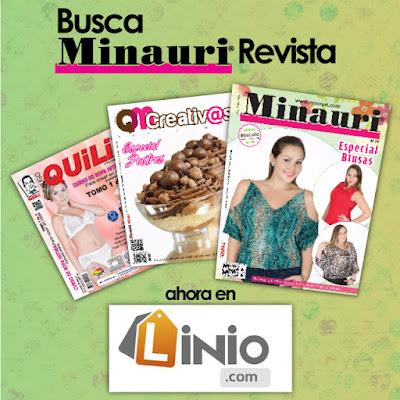 Busca tus Revistas Minauri en Linio