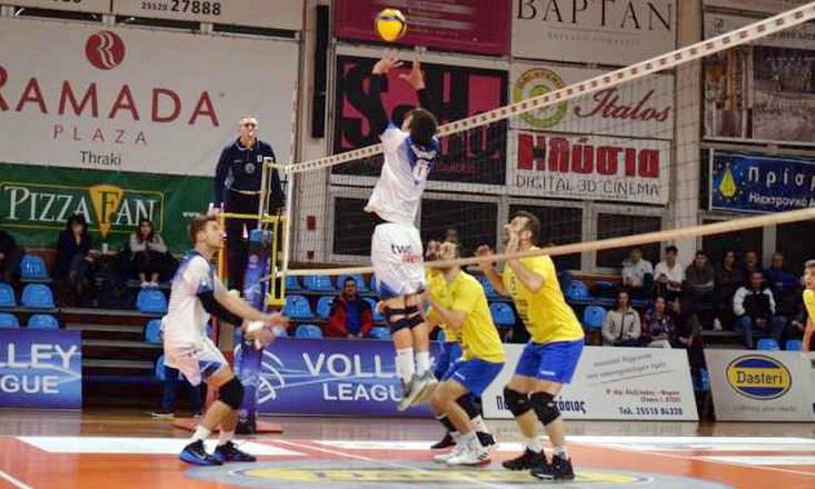 Ο Παμβοχαϊκός νίκησε 3-0 τον Εθνικό Αλεξανδρούπολης