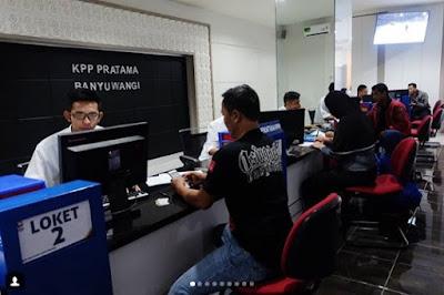 Alamat Kantor Pelayanan Pajak Banyuwangi