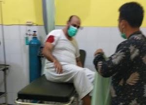 Ulama Syekh Ali Jaber Ditusuk Saat Berikan Pengajian di Lampung, Pelaku Ditangkap