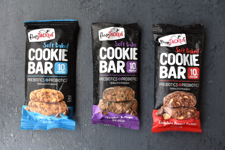Flapjacked Cookie Bars
