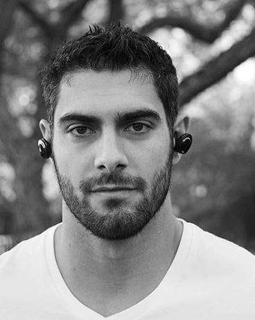 Jimmy Garoppolo girlfriend, age, height, weight, wife, alexandra king, tom brady, kiara mia, 49ers,  patriots, wiki, biography