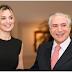 Laços de Família...Marcela Temer pode assumir funções sociais no governo do marido!