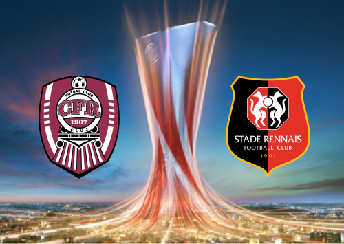 CFR Cluj vs Rennes -Highlights 7 November 2019