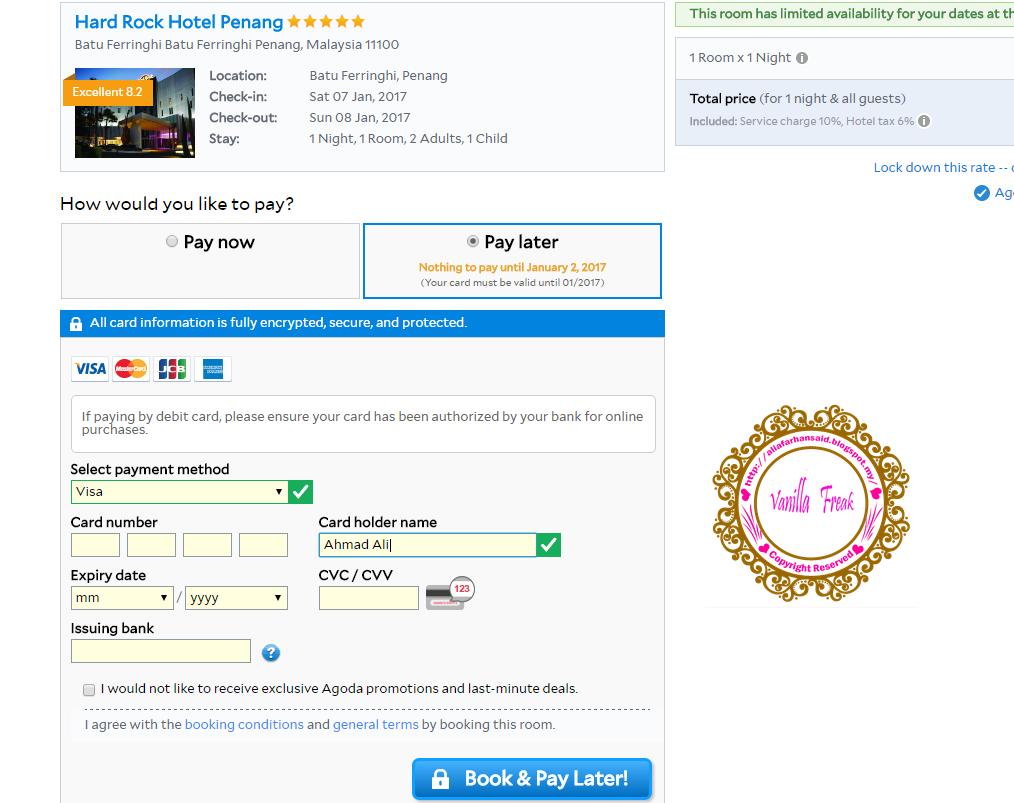 Lihat Cara Bayar Hotel Di Booking Com paling mudah