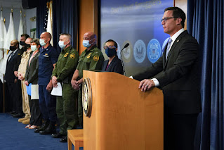 Migrants are warned of smuggling risks on California border