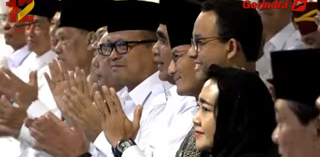 Prabowo Subianto: Sandiaga Uno, Wakil Saya Yang Belum Dilantik