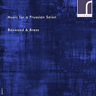 Boxwood and Brass - Music for a Prussian Salon - Franz Tausch