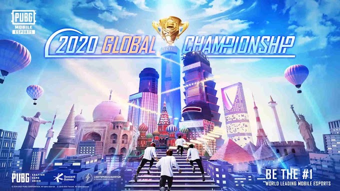 PUBG Mobile Global Championship 2020: Massive 2million$ Prize Pool