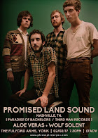 Promised Land Sound - York