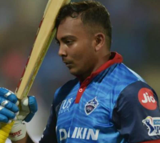 Prithvi Shaw, keep Virender Sehwag as your role model