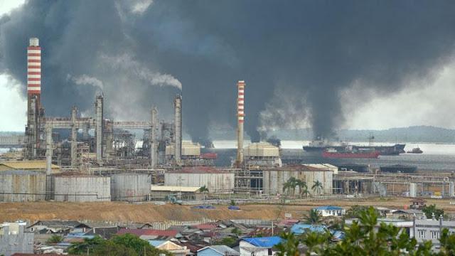 Latihan Soal Pencemaran Lingkungan IPA Terpadu Kelas 7