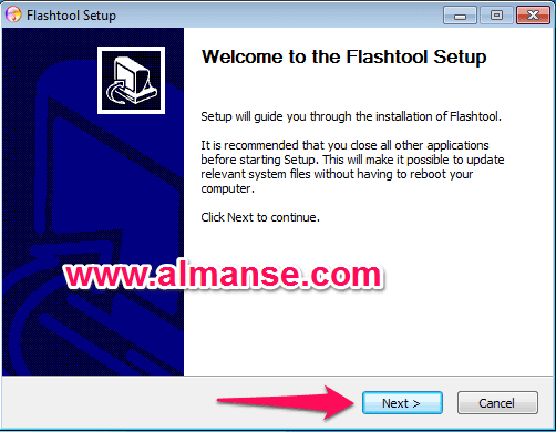 Download Sony flash tool