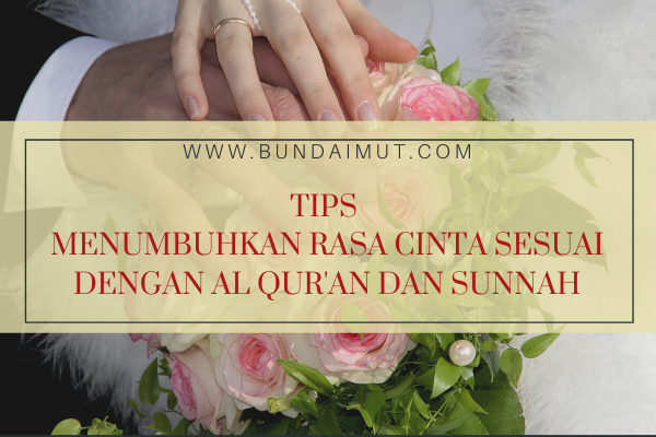 Tips bahagia merayakan cinta