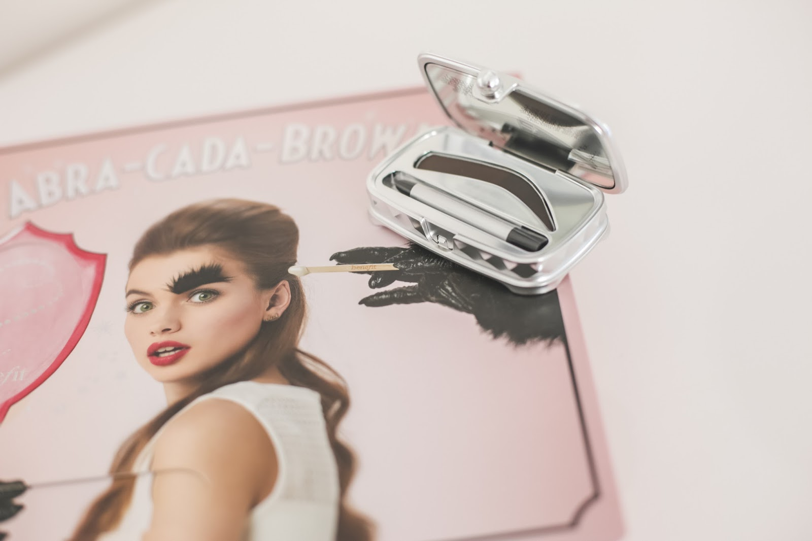 foolproof brow powder benefit