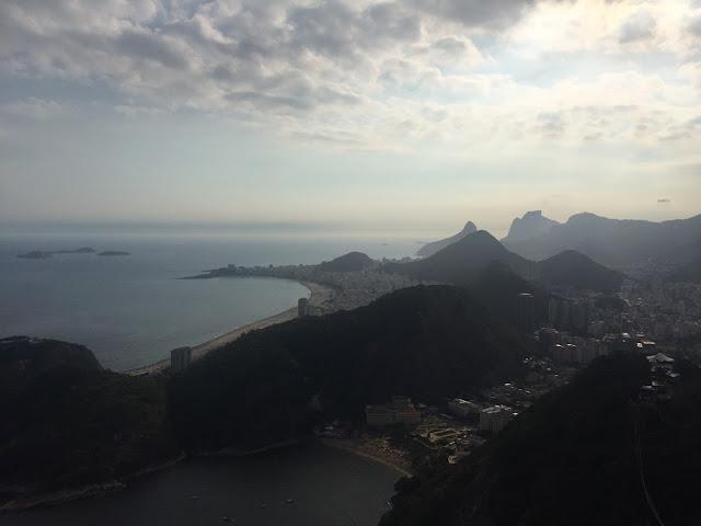 Brasilien Copacabana