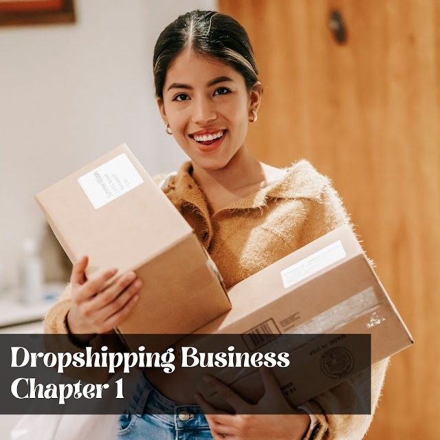 Dropshipping Business - Chapter 1