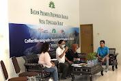 BPPD NTB Serap Aspirasi Stakeholder Pariwisata dan Media melalui diskusi terbuka