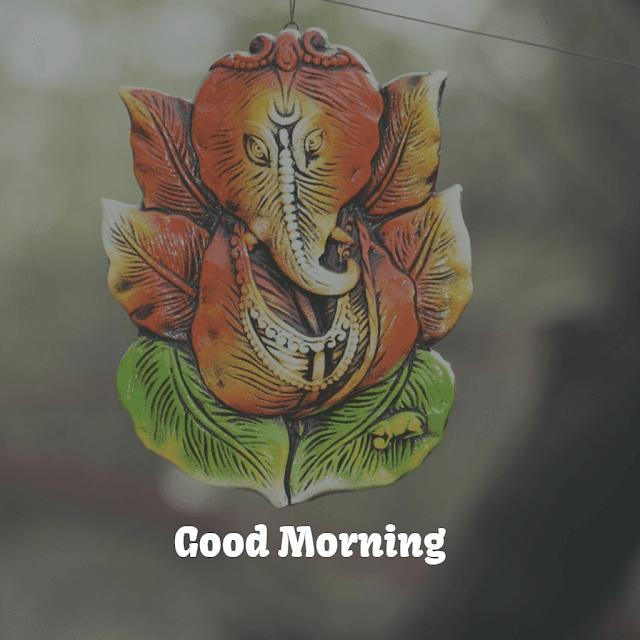 ganesh chaturthi good morning images