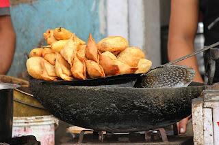 Rasgulla can be kept longer than samosa why