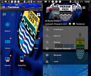 BBM MOD Persib bandung Full DP No Crop