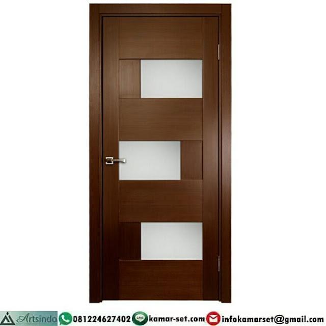 Model Pintu Minimalis Dari Kayu