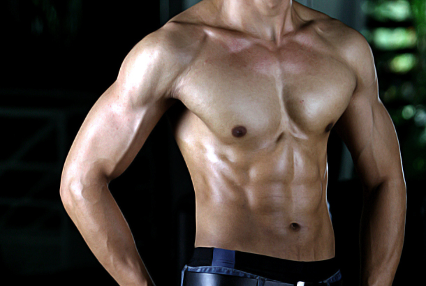 Cara Membesarkan Otot Bahu Dengan Latihan Dirumah