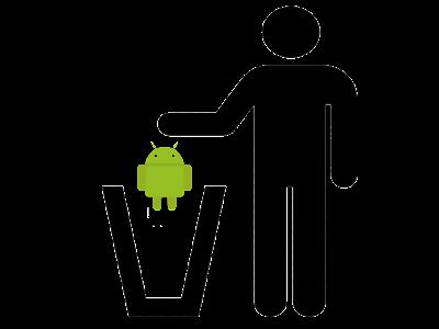 Cara Menghapus Sampah Tersembunyi di Android
