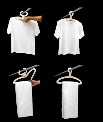 Cool Clothes Hangers and Modern Coat Hangers (25) 8