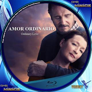 GALLETA AMOR ORDINARIO - ORDINARY LOVE 2019[COVER BLU-RAY]