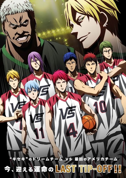 Descargar Kuroko no Basket: Last Game [Película][Sub Español][MEGA] HDL]