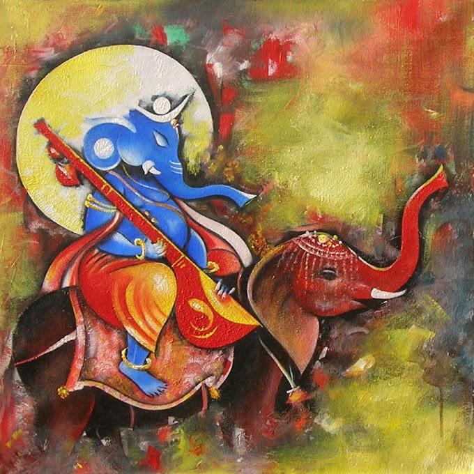 Happy Ganesh Chaturdi
