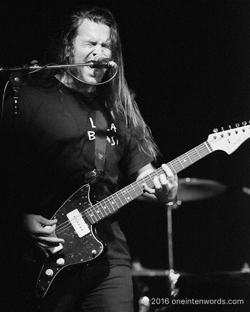 Violent Soho at Lee's Palace on September 7, 2016 Photo by John at One In Ten Words oneintenwords.com toronto indie alternative live music blog concert photography pictures