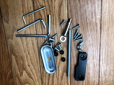 ネジと工具の一式
