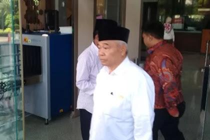 KH Asep Saifuddin Chalim Diperiksa KPK Terkait Kasus Jual Beli Jabatan Romy?