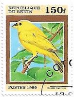 Selo Canário-da-terra