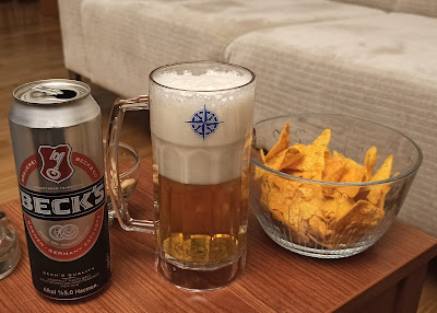Beck's Alman Bira Değerlendirmesi - Bremen Germany Est 1873