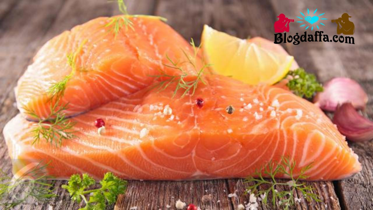 Daging Salmon pencegah kanker