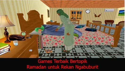 Games Terbaik Bertopik Ramadan untuk Rekan Ngabuburit