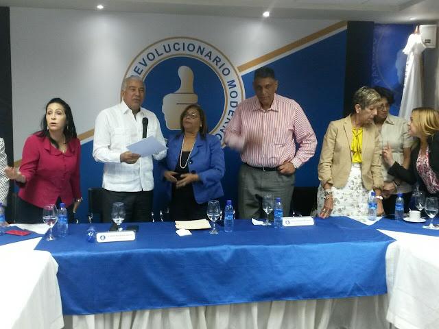 PRM propone mujeres sean de 60 a 40 por ciento en la boleta electoral