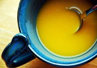 Ginger, Onion, Honey and Turmeric recipe
